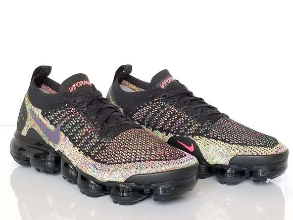 brand new 9f075 ee7e5 Nike Air Max Vapor Flyknit 2 942843-015 Womens 7.0 NWT